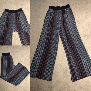 Printed Dress Pants